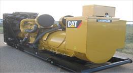 2013 Caterpillar C27 Generator