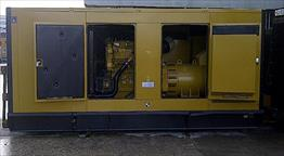 2018 Caterpillar C18 Generator Set