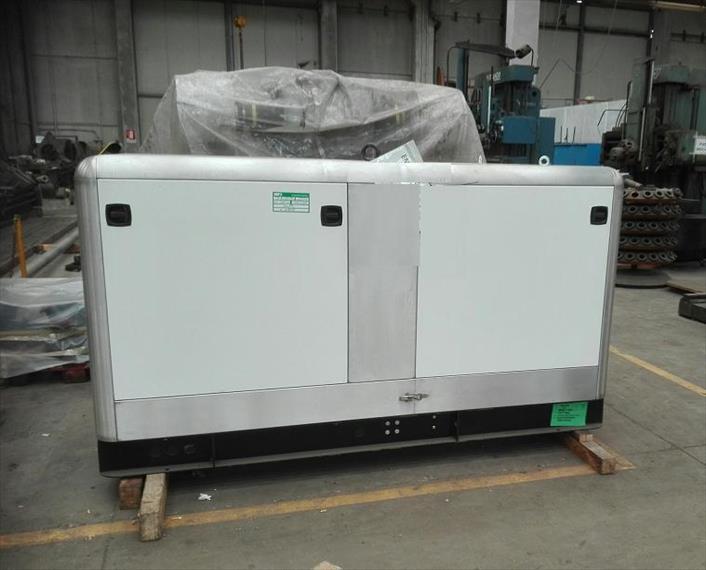 2010 Caterpillar C9 Generator Set