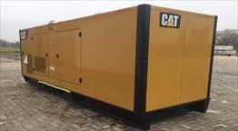 2014 Caterpillar C18 Generator Set