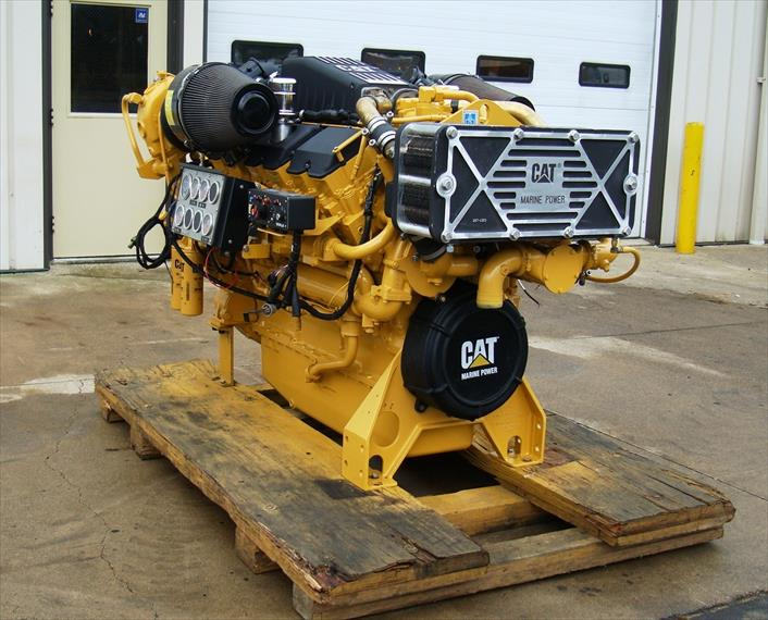 2014 Caterpillar C32 Engine