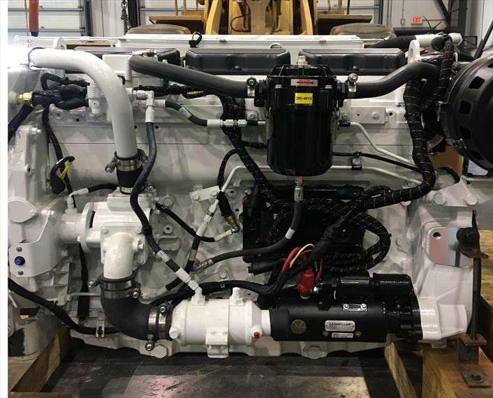 2014 Caterpillar C12 ACERT Engine
