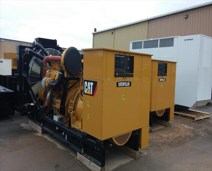 2016 Caterpillar C32 Generator Set