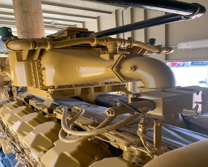 2014 Caterpillar G3516B Generator Set