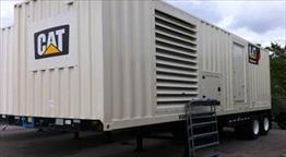 2012 Caterpillar XQ800 Generator Set