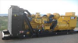 2016 Caterpillar C32 Generator Set