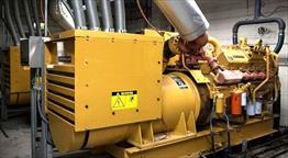 Caterpillar 3412 DITA Generator Set