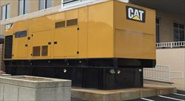 2009 Caterpillar C27 Generator Set