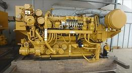 2015 Caterpillar 3512C HD Engine