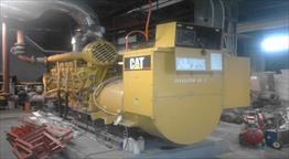 2005 Caterpillar 3516B Generator Set