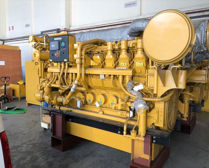 2015 Caterpillar 3516C HD Engine