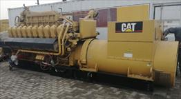 2006 Caterpillar G3520C HV Generator Set