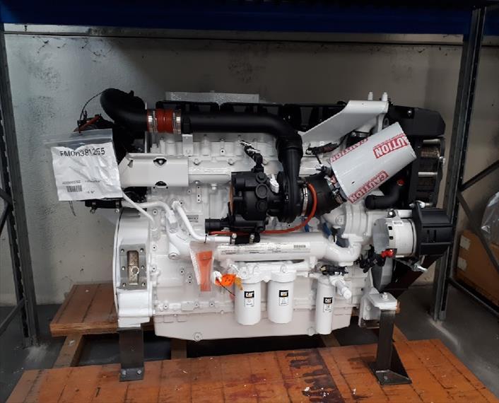 2017 Caterpillar C18 Engine