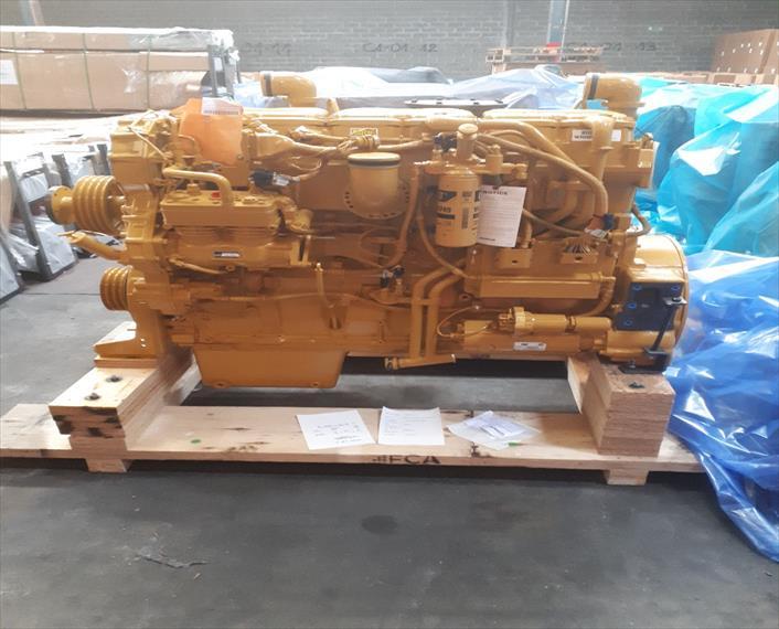 2016 Caterpillar C18 ACERT DIT ATAAC Engine