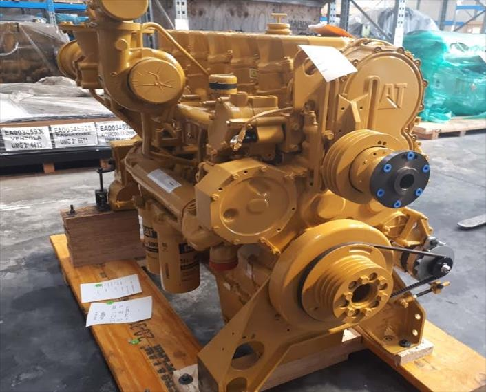 2017 Caterpillar C18 ACERT DIT ATAAC Engine