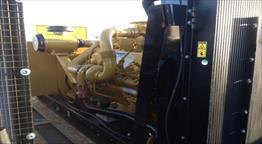 2013 Caterpillar C27 Generator Set