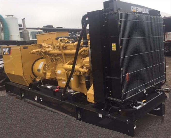 2014 Caterpillar G3406 TA Generator Set