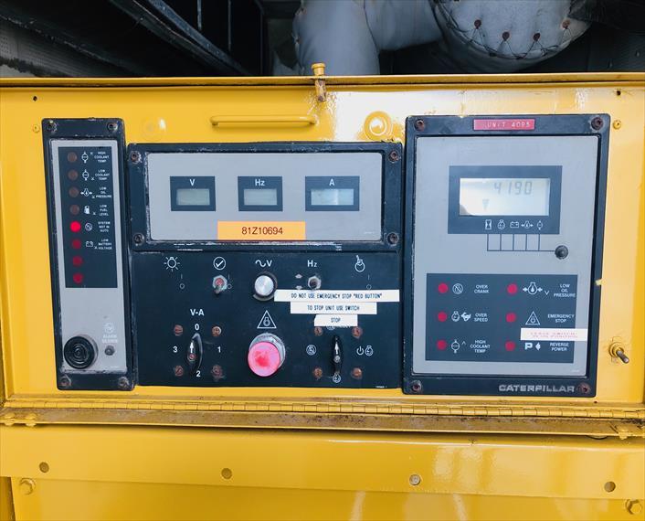 1990 Caterpillar XQ600 Generator Set
