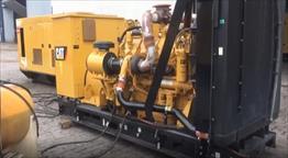 2014 Caterpillar C27 Generator Set