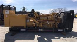 2001 Caterpillar 3412 Generator Set