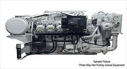 2015 Caterpillar 3512C-HD Engine