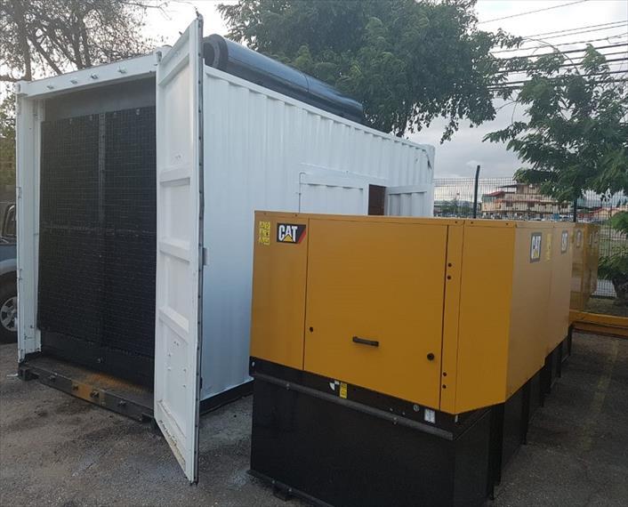 2000 Caterpillar 3512B Generator Set