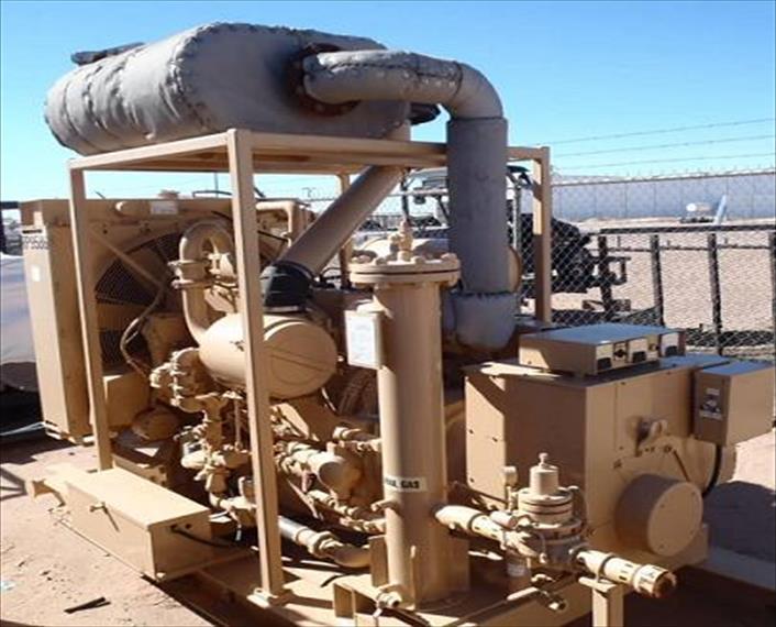 2008 Caterpillar G3406 NA Generator Set