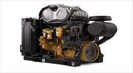 2018 Caterpillar C7.1 Engine