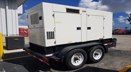 2011 Multiquip DCA125USI Generator Set