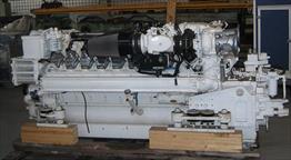 2006 Detroit / MTU 16V2000 M90  Engine