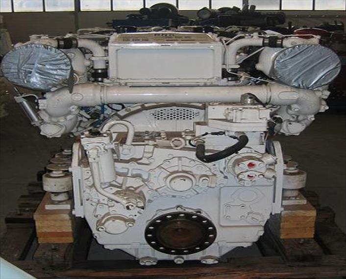 2006 Detroit MTU 16V2000 M90 Engine