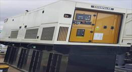 2011 Caterpillar C9 Generator Set