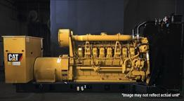 2012 Caterpillar 3516B Generator Set