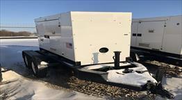 2011 Multiquip DCA70 Generator Set