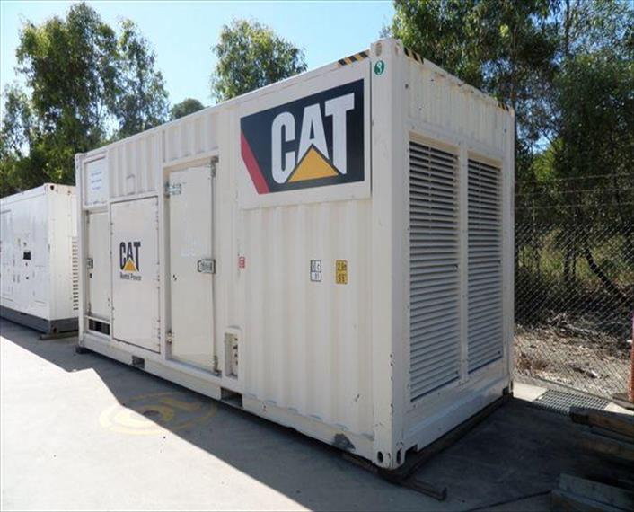 2012 Caterpillar PM1360 Generator Set
