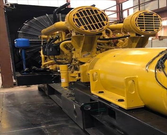 2003 Caterpillar 3516B Generator Set