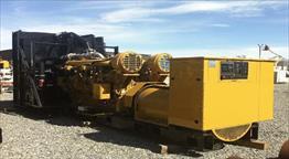 2010 Caterpillar 3516C Generator Set