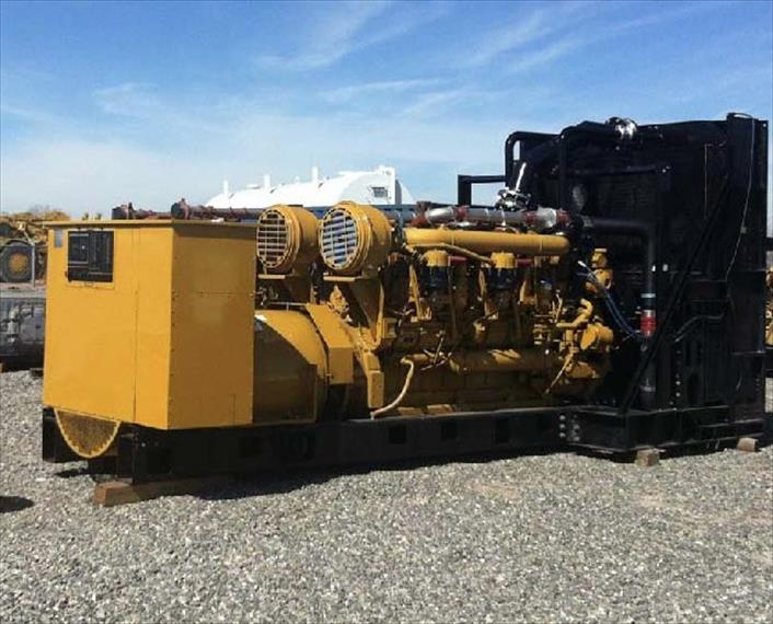 2010 Caterpillar 3516C Generator Set