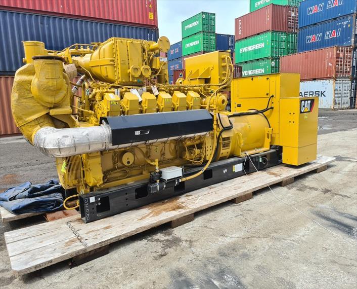 2020 Caterpillar G3512H Generator Set
