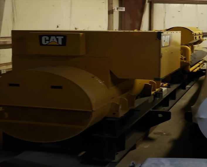 2019 Caterpillar G3520H Generator Set
