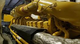 2019 Caterpillar G3520H Generator Set