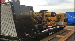 2019 Caterpillar C15 Generator Set