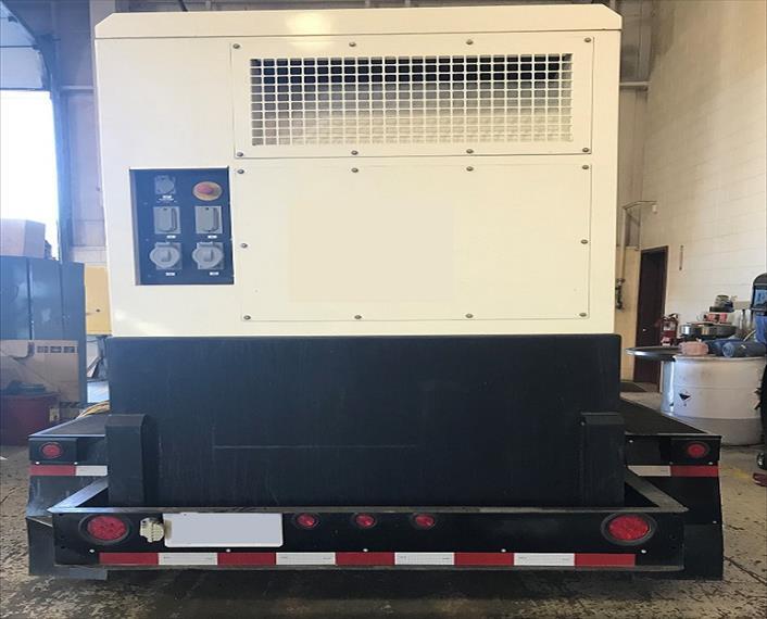 2014 Atlas Copco QAS330 Generator Set