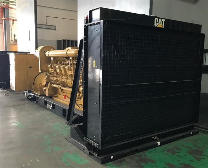 2015 Caterpillar 3516TA Generator Set