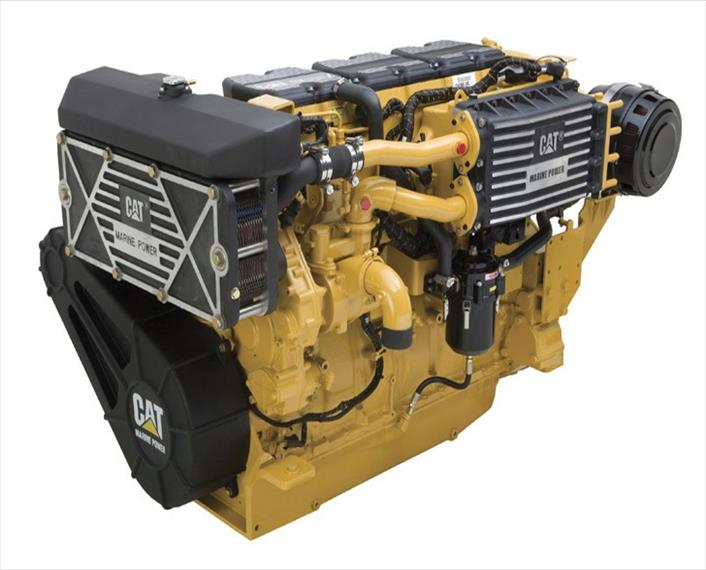 2019 Caterpillar C18 Engine