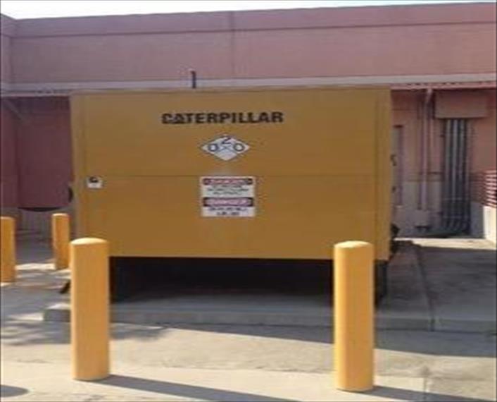 2003 Caterpillar 3412 Generator Set