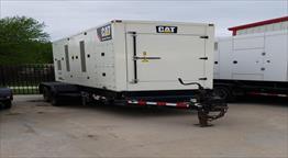 2014 Caterpillar XQ350 Generator Set