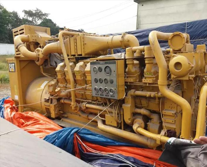 2012 Caterpillar G3516 Generator Set