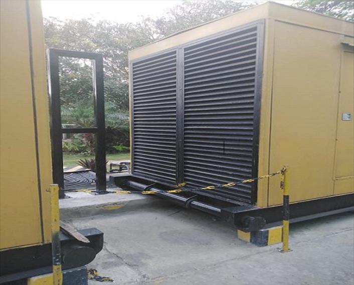2014 Caterpillar C32 Generator Set