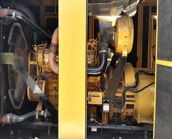 Generators Industrial Caterpillar